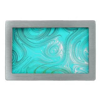 Turquoise Ayes - IMRAN™ Belt Buckle