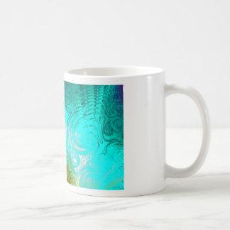 Turquoise Ayes - IMRAN™ Coffee Mug