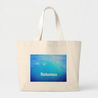 Turquoise Bahamas Ocean Bags