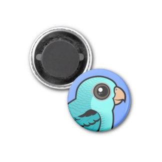 Turquoise Barred Parakeet Magnet