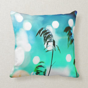 Turquoise And Peach Pillows Decorative Amp Throw Pillows