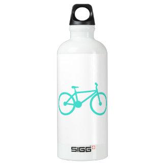 Turquoise; Blue Green Bicycle SIGG Traveler 0.6L Water Bottle