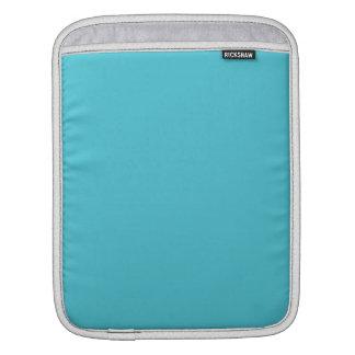 Turquoise Blue iPad Sleeves