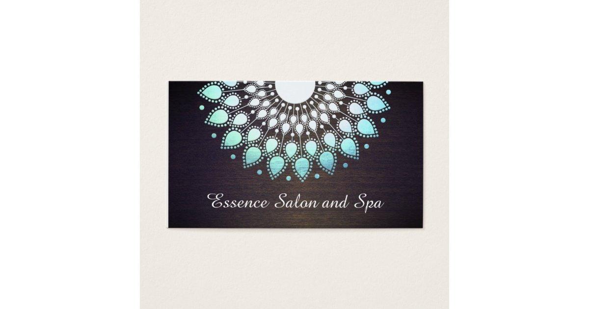 Lotus Flower Business Cards & Templates | Zazzle