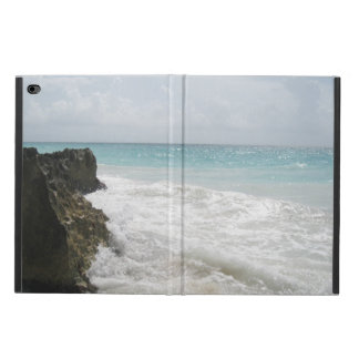 Turquoise Blue Ocean with Foamy Waves Seascape Powis iPad Air 2 Case