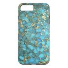 """""""Turquoise Blue Phone Case"""" iPhone 8 Plus/7 Plus Case"""