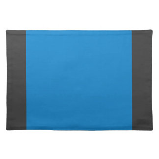 Turquoise Blue Placemat