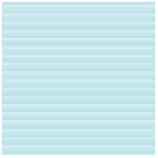 Turquoise Blue Stripes. Photo Cutout
