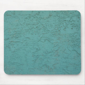 turquoise cement mouse mat