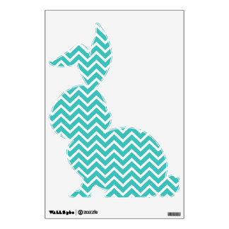 turquoise chevron wall decals amp wall stickers zazzle pink chevron wall decals amp wall stickers zazzle