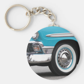 Turquoise Classic Keychain