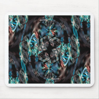 Turquoise Crystals.jpg Mousepad