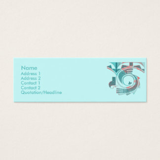 Turquoise Dawn Profile Cards