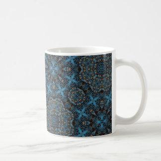 Turquoise Dazzler 2 Mug