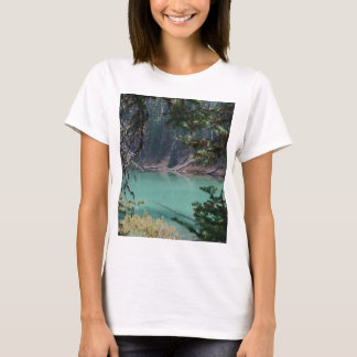 Turquoise Devils Lake, Oregon T-Shirt