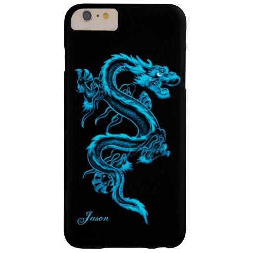 Turquoise Dragon Custom iPhone 6 Plus case iPhone 6 Case