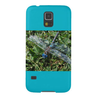 Turquoise Dragonfly Samsung Galaxy S5 Case