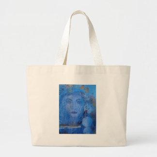 Turquoise Dreams Beach Bag