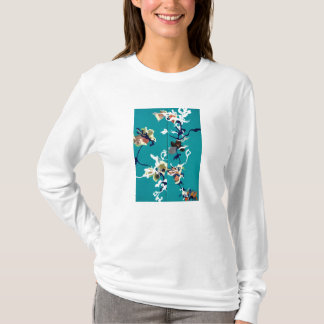 Turquoise Explosion T-Shirt