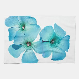 TURQUOISE FLOWER POWER