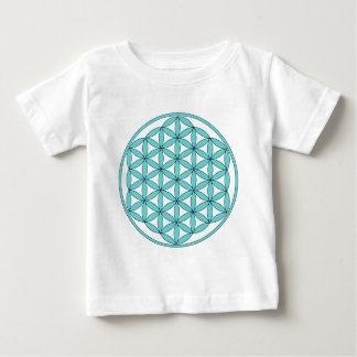 Turquoise FOL Baby T-Shirt