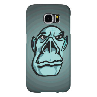 Turquoise Giant Samsung Galaxy S6 Case