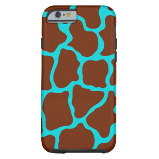 Turquoise Giraffe iPhone 6 iPhone 6 Case