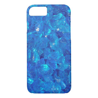 TURQUOISE GLASS iPhone 7 CASE