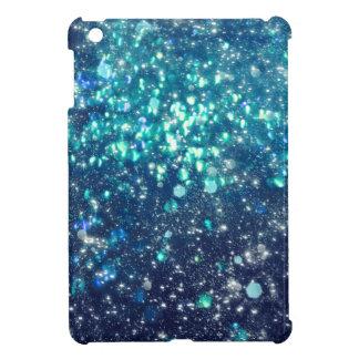 Turquoise Glitter Case For The iPad Mini