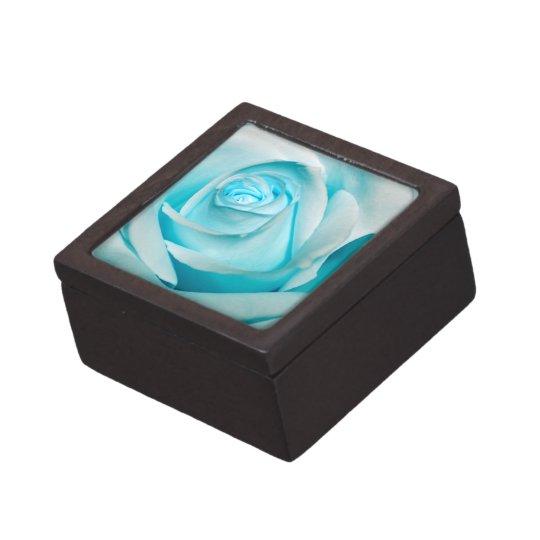 Turquoise Ice Rose Gift Box