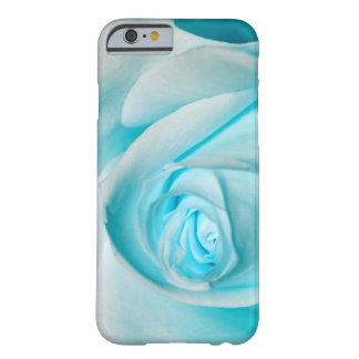 Turquoise Ice Rose iPhone 6 Case