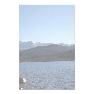 Turquoise Lake, Colorado Stationery