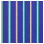 [ Thumbnail: Turquoise, Light Pink, Dark Cyan & Dark Blue Fabric ]