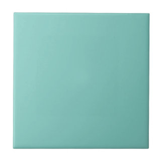 Turquoise Love Tile