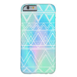 Turquoise Multi Tribal iPhone 6 Case