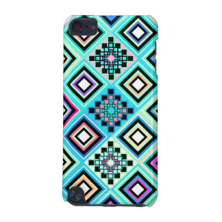Turquoise Native Inspired iPod Touch (5th Generation) Cases