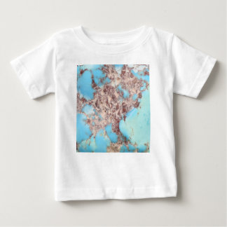 Turquoise Nugget Baby T-Shirt