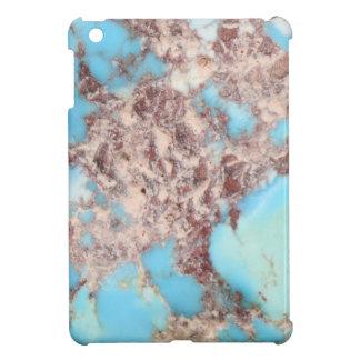 Turquoise Nugget iPad Mini Case