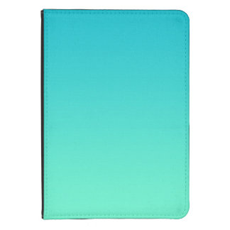 Turquoise Ombre Kindle Touch Cover
