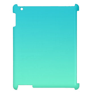 Turquoise Ombre iPad Covers