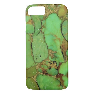 Turquoise Pattern Phone Cover