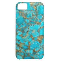 Turquoise Pattern Phone Cover Cover For iPhone 5C