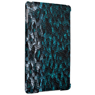 Turquoise Pebbles iPad Air Cases