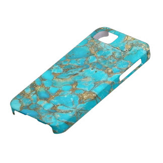 Turquoise Phone Case iPhone 5/5S Case