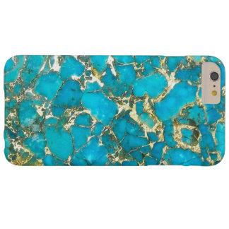 """Turquoise Phone Case"" Barely There iPhone 6 Plus Case"