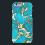 "&quot;Turquoise Phone Case&quot; Barely There iPhone 6 Case<br><div class=""desc"">&quot;Turquoise Phone Case&quot;</div>"
