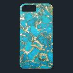 "&quot;Turquoise Phone Case&quot; iPhone 8 Plus/7 Plus Case<br><div class=""desc"">&quot;Turquoise Phone Case&quot;</div>"