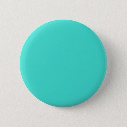Turquoise Pinback Button