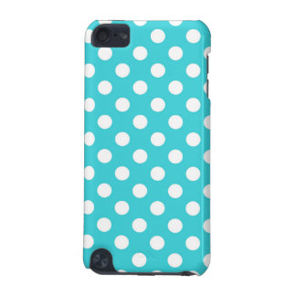 Turquoise Polka Dot iPod Touch 5G Cover