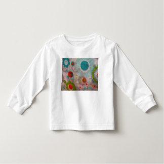 Turquoise Pop Toddler T-shirt